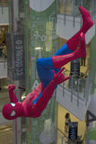 Hombre araña Fotos de archivo libres de regalías