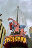 Hombre araña Imagen de archivo libre de regalías