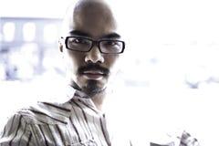 Hombre asiático Imágenes de archivo libres de regalías