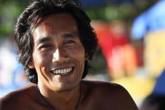 Hombre asiático Imagen de archivo libre de regalías