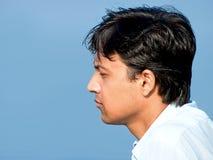 Hombre asiático hermoso Fotos de archivo libres de regalías