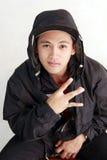 Hombre asiático joven fotografía de archivo