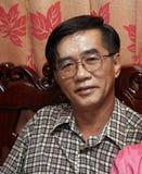Hombre asiático Fotos de archivo