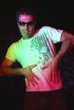 Hombre atractivo Imagen de archivo libre de regalías
