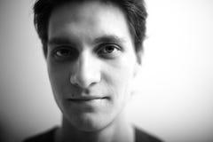 Hombre atractivo joven Foto de archivo libre de regalías