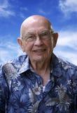 Hombre Balding Imagen de archivo libre de regalías