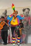 Hombre boliviano Fotografía de archivo