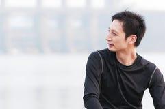 Hombre chino foto de archivo libre de regalías