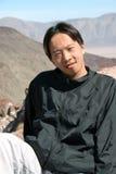 Hombre chino joven Imagen de archivo libre de regalías