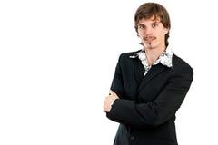 Hombre con estilo Foto de archivo libre de regalías