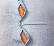 Hombre con exceso de peso Imagen de archivo libre de regalías