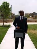 Hombre con la cartera imágenes de archivo libres de regalías