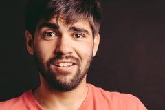 Hombre confuso Fotos de archivo libres de regalías