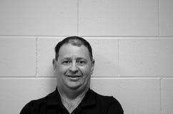 Hombre contento Imagen de archivo libre de regalías