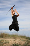 hombre de fuerzas especiales Foto de archivo libre de regalías