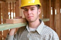 Hombre de la construcción imagenes de archivo