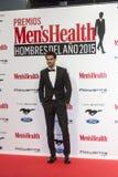 Hombre de la salud de Men's de los premios del año 2015 en Madrid, España Foto de archivo libre de regalías