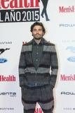 Hombre de la salud de Men's de los premios del año 2015 en Madrid, España Imagenes de archivo