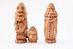 Hombre de madera imágenes de archivo libres de regalías