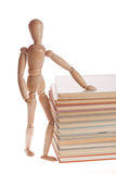 Hombre de madera del maniquí del gestalta de Ikea foto de archivo libre de regalías