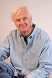 Hombre de mediana edad Imagen de archivo libre de regalías