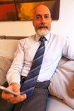 Hombre de mediana edad moderno Imagen de archivo