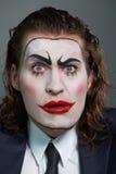 Hombre de motley Foto de archivo libre de regalías