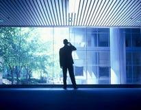 Hombre de negocios 05 Imagen de archivo libre de regalías