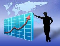 Hombre de negocios (09) ilustración del vector