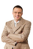 Hombre de negocios Imagen de archivo