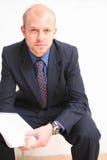 Hombre de negocios 2 Imágenes de archivo libres de regalías