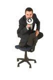 Hombre de negocios #245 imagen de archivo