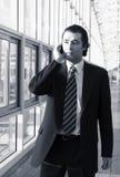 Hombre de negocios Fotos de archivo