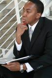 Hombre de negocios Foto de archivo libre de regalías
