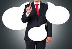 Hombre de negocios Imagen de archivo libre de regalías