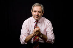 Hombre de negocios Fotos de archivo libres de regalías