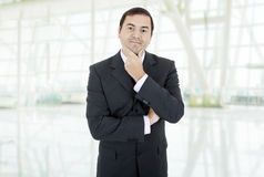 Hombre de negocios Imagenes de archivo