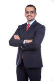 Hombre de negocios Asian Foto de archivo