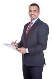 Hombre de negocios Asian Imagen de archivo