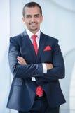 Hombre de negocios Asian Imágenes de archivo libres de regalías
