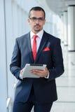 Hombre de negocios Asian Foto de archivo libre de regalías
