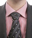 Hombre de negocios bien vestido? Fotos de archivo