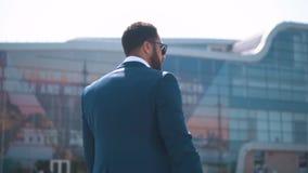 Hombre de negocios Carying Case metrajes