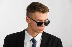 Hombre de negocios con estilo joven Fotografía de archivo