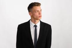 Hombre de negocios con estilo joven Imagenes de archivo