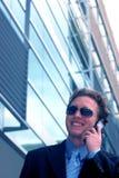 Hombre de negocios con las gafas de sol 8 Fotos de archivo