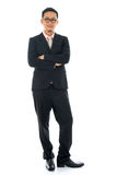 Hombre de negocios de Pan Asian Fotos de archivo libres de regalías