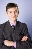 Hombre de negocios de Youn Fotografía de archivo