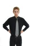 Hombre de negocios decepcionante Fotografía de archivo