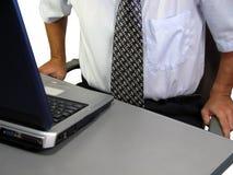 Hombre de negocios-detalle? fotografía de archivo libre de regalías